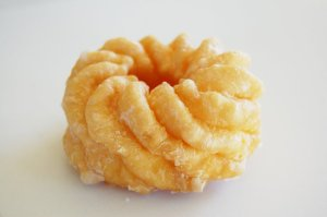 Glazed-French-Cruller