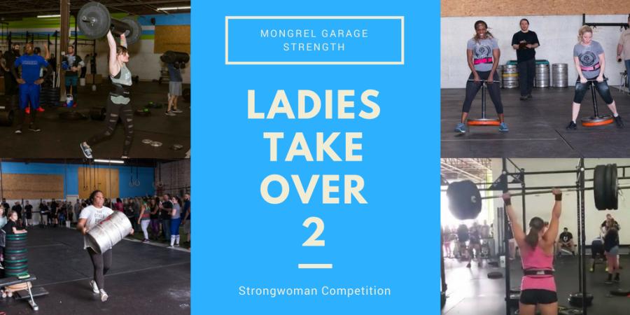 Mongrel Garage Strength